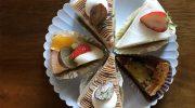 淡路島・愛結㊗️2021年9月オープン❗️娘の誕生日ケーキに🍰住宅街の小さなケーキ屋さんって、いいな〜😚