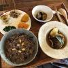 淡路島・KUNCAFEで薬膳ランチ❗️五味五色を食べて、身体の芯からポカポカに〜😊